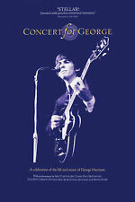 The Beatles George Harrison * Concert 4 George * Poster