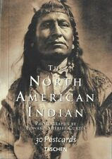 The north american indian 30 postcards - Edward Sheriff Curtis - Taschen