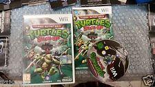 Teenage Mutant Ninja Turtles: Smash Up [Nintendo Wii] pal ita