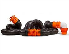 Camco RV 39741 RhinoFlex 20' Sewer Hose Kit