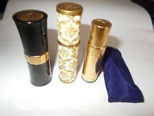 3 Vintage Perfume Bottles, A Madam Rochas, A Lanvin My Sin & a Corday Corette
