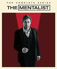 The Mentalist The Complete Series (DVD, 2015, 34 Disc) Season 1-7