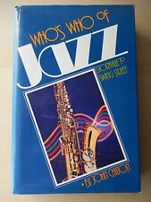 Who's Who Of Jazz - Storyville To Swing Street - Book by John Chilton - 1979