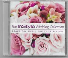 "THE INSTYLE WEDDING COLLECTION, CD ""BEAUTIFUL MUSIC FOR YOUR BIG DAY"" NEW SEALED"