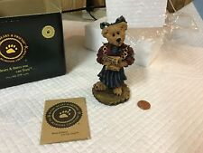 Boyds Bears, Justina.The Choir Singer, 1999 Special Edition (576)