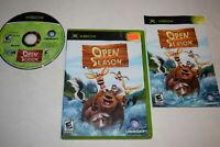 Open Season Microsoft Xbox Video Game Complete