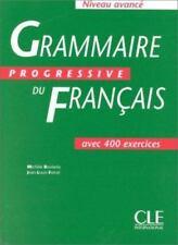 MICHèLE BOULARèS - Grammaire Progressive du Français: Niveau Avancé (French