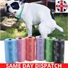 NEW DOG POO BAG DOGGY BAGS - Pet Cat Poop Pooper Scooper DEGRADABLE Waste Bag UK