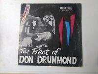 Don Drummond-The Best Of Vinyl LP STUDIO 1 SKA