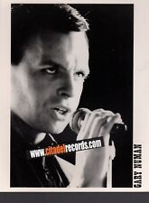 GARY NUMAN PHOTO 18cm x 24cm PROMO COMPANY ARCHIVES ORIGINAL