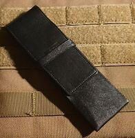 Lamy Etui A 12 für 2 schmale (z.B. CP1) Stifte schwarzes Leder neu unb. NOS ovp!