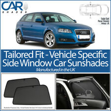 Audi A3 5dr 03-12 CAR SHADES UK TAILORED UV SIDE WINDOW SUN BLINDS PRIVACY BABY
