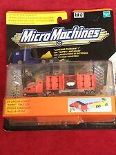"MicroMachines "" Rompe "" Trailers Hasbro 2001"
