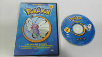 POKEMON DVD TEMPORADA 1 VOLUMEN 2 CAPITULOS 4-5-6