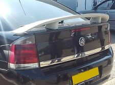 SPOILER TO FIT VAUXHALL VECTRA OPEL 1.8 SRI VXR C MK2 REAR UNPAINTED ABS WING