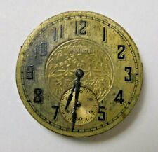 Vtg Elgin 15 Jewels Pocket Watch Mixed Parts For Repair As Is