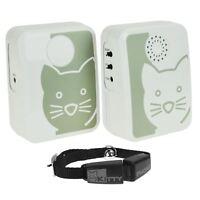 New Karlie Kitty Cat Phone Door Bell Collar Notification Alarm Telephone System