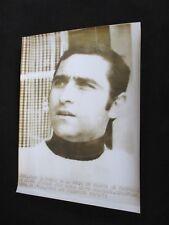 JEAN BAEZA OL LYON OLYMPIQUE LYONNAIS 1973  Photo presse football AFP