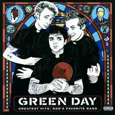 GREEN DAY – GREATEST HITS: GOD'S FAVORITE BAND 2x VINYL LP (NEW/SEALED)