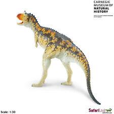 CARNOTAURUS sastrei, Safari, Nuovo di zecca, Dinosauro Giocattolo Modellino, Figura