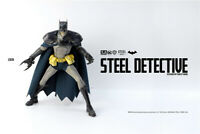 3A Steel Detective Batman Action Figure 1/6 ThreeA Collectibles Gifts New
