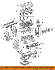 Scion TOYOTA OEM 08-14 xD-Engine Valve Cover 1121237052