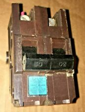 *Federal Pacific Na230 Stab-Lok Thick Twin Circuit Breaker (2 Pole, 30 Amp)