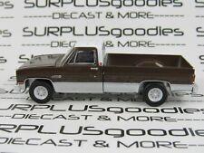 Greenlight 1:64 LOOSE 1984 GMC 2500 HIGH SIERRA Long Bed Squarebody Pickup
