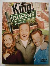4 x DVD Box Set - The King of Queens Season 2 - Koch Media