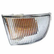 Pour Iveco Daily Miroir Clignotant la gauche Droit Aile Lampe 2006-11 Clear Lens