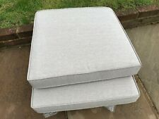 Garden seat cushions /covers pallet furniture many sizes beige/fawn top quality