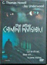 The Affair. Crimini invisibili (1998) DVD