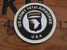 "SNAKE PATCH "" 101st AIRBORNE "" PVC parachutiste D-DAY US ARMY WW2 normandy USA"