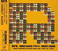 Various Artists - R4 Ridge Racer Type 4 (Original Soundtrack) [New CD] Japan - I