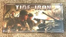 *NEW Tide of Iron Board Game WWII Tactical Combat IN SHRINK Fantasy Flight Games