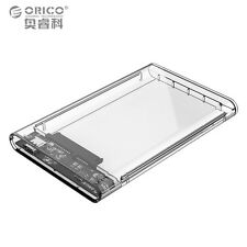 ORICO 2.5 inch USB 3.1 UASP Type C to Sata 3.0 HDD Case Hard Drive Enclosure