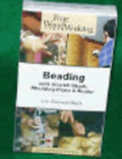Beading with Scratch Stock, Moulding Plane & Router/Hack 014008 (VHS)