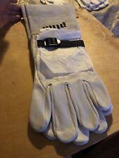 MUD GLOVES Goatskin Gauntlet Gloves