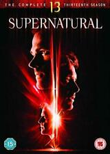 Supernatural: Season 13 [DVD] [2018][Region 2]