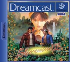 Shenmue Action/Adventure Video Games for Sega Dreamcast