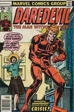 DAREDEVIL #151 VF, Reveals I.D. to Heather Glenn, Marvel Comics 1978