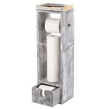Nex Toilet Paper Holder Bathroom Toilet Tissue Paper Roll Holder Stand/Dispenser