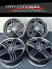 Wheelworld WH12 Felgen 8.5 X 20 Zoll 5 X 112 35 Grau Audi Mercedes VW  Alufelgen