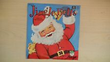 JINGLE BELLS Peter Pan Records 45rpm EP 1966