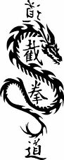 "Dragon Decal for Car or Truck (11"" x 27"")"