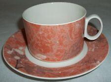 Villeroy & boch siena tasse thé et soucoupe