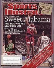 Sports Illustrated 2004 Alabama Tide BB Chuck Davis