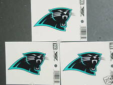NFL Window Clings (12), Carolina Panthers, NEW