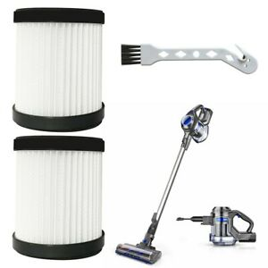 MOOSOO XL-618A Cordless Vacuum Cleaner Filter 10Kpa Suction 4 In1 Handheld Stick