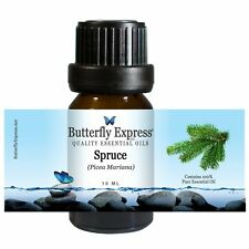 Essential Oils 100% Pure Therapeutic Grade Butterfly Express Spruce 10ml